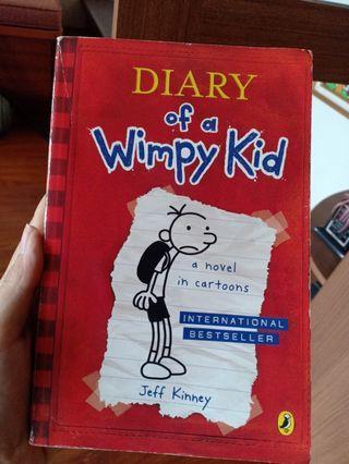 Diary of a Wimpy Kid - Jeff Kiney