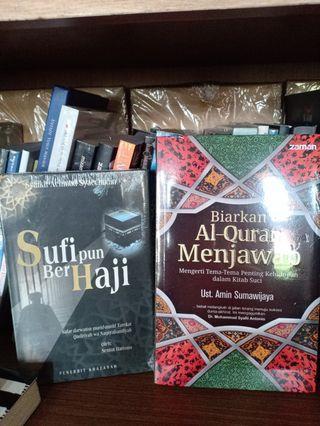 Buku Islami - Biarkan Al-quran menjawab