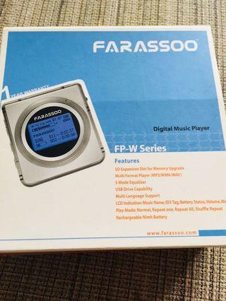 Farassoo音樂播放器