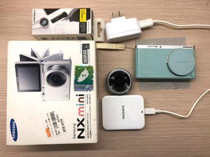 SAMSUNG NX mini類單眼