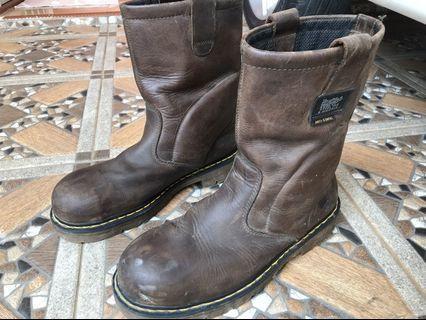 Sepatu docmar docmart dr marten dokmar safety boot size 45