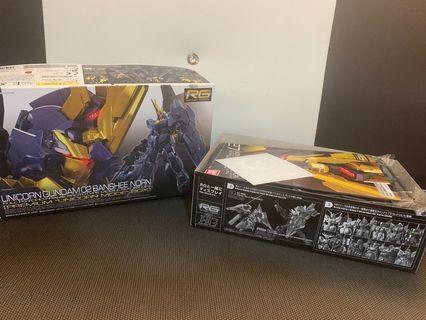 RG Banshee Premium unicorn box