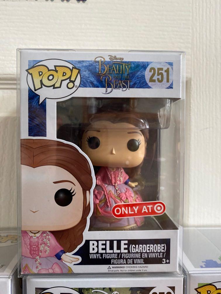 Exclusive POP Vinyl Figure Beauty and the Beast Garderobe Belle 251