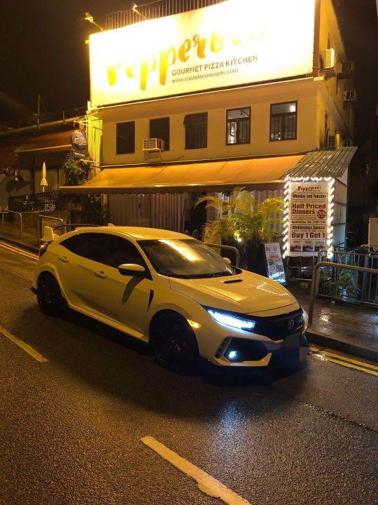 Honda Civic Type R (M)