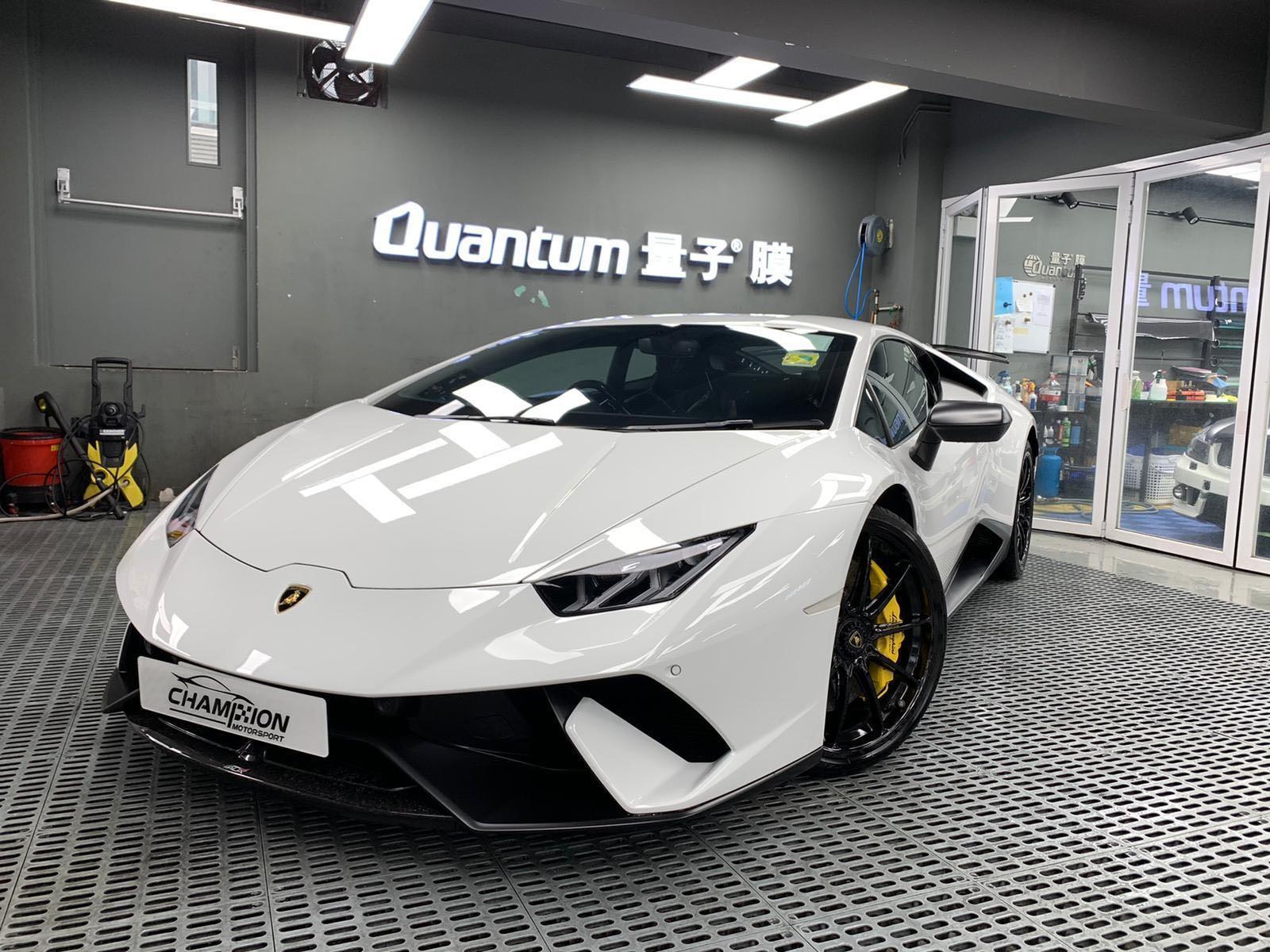 Lamborghini Huracán Performante Auto