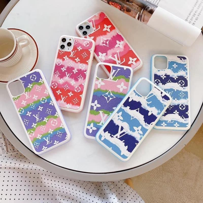 SHIPPING ONLY— Louis Vuitton LV ESCALE COLLECTION iPhone case