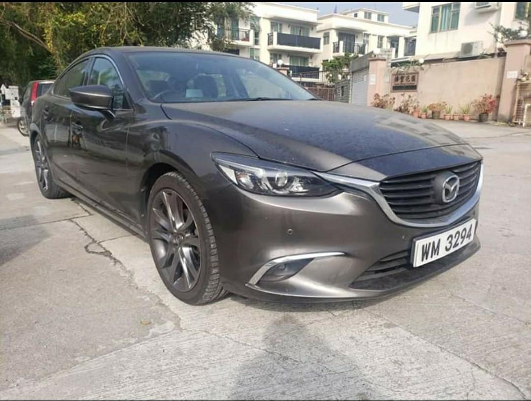 Mazda 6 diesel diesel Auto
