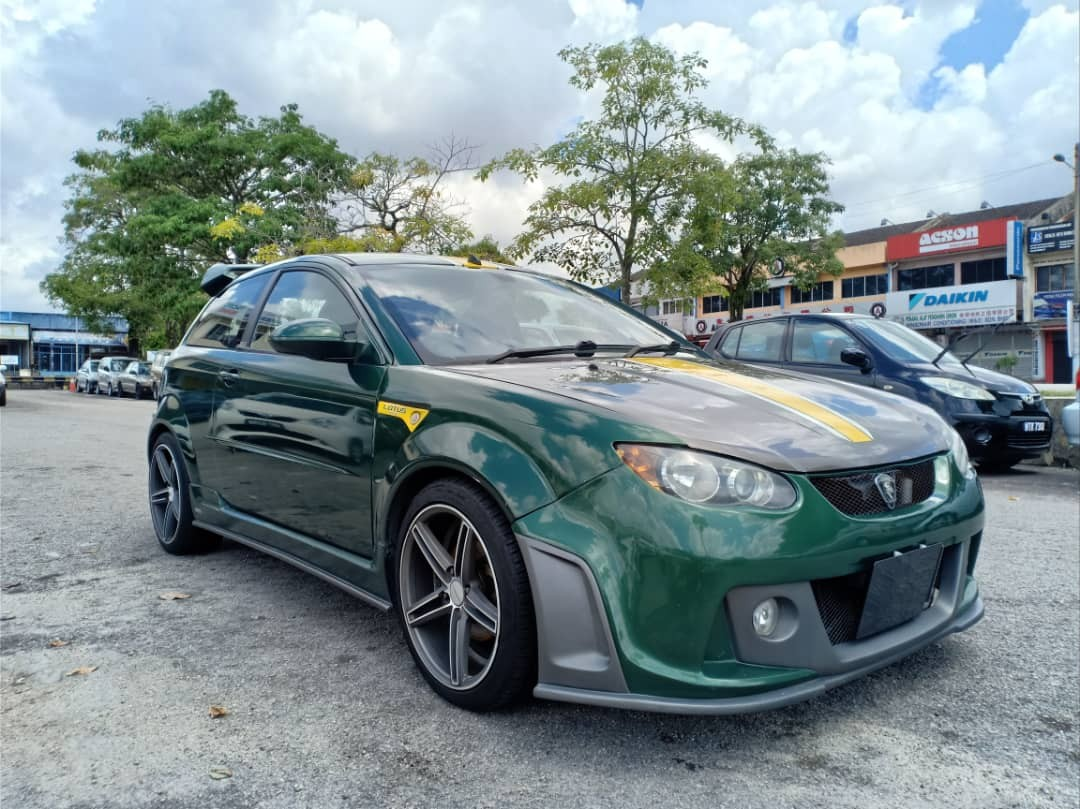 Proton Satria Neo 1 6mt Cars Cars For Sale On Carousell