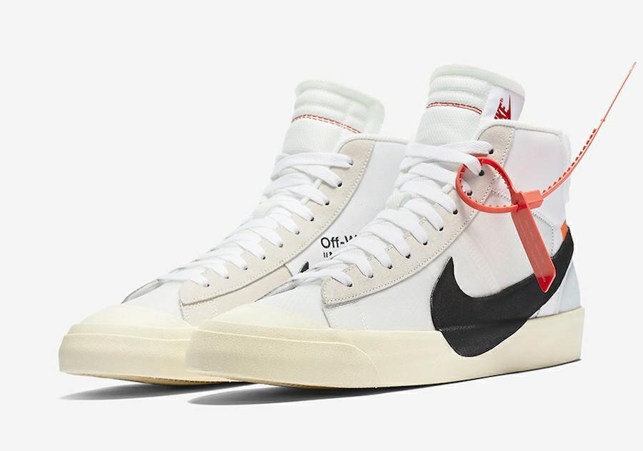 US 10 Nike off white blazer og, Men's