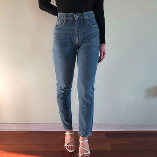 Aritzia Citizens of Humanity Liya Jeans