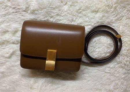 清櫃價❗️Celine old logo mini box Dior Chanel Prada Bally