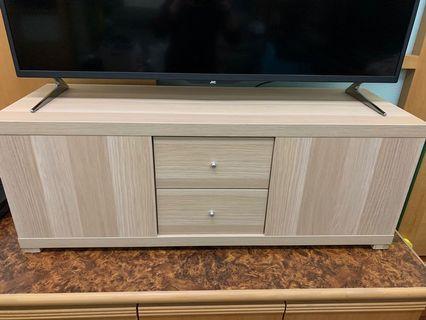 Ikea電視櫃收納櫃 九五成新