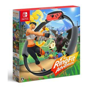 [現貨] 任天堂健身環大冒險, Nintendo switch Ring Fit Adventure