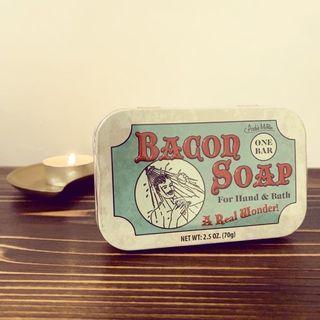 BACON SOAP培根香皂(美國購入)