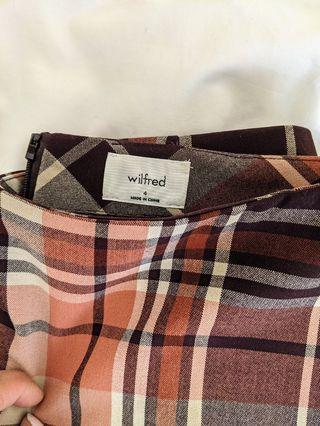 Wilfred Renee Skirt 4 Aritzia