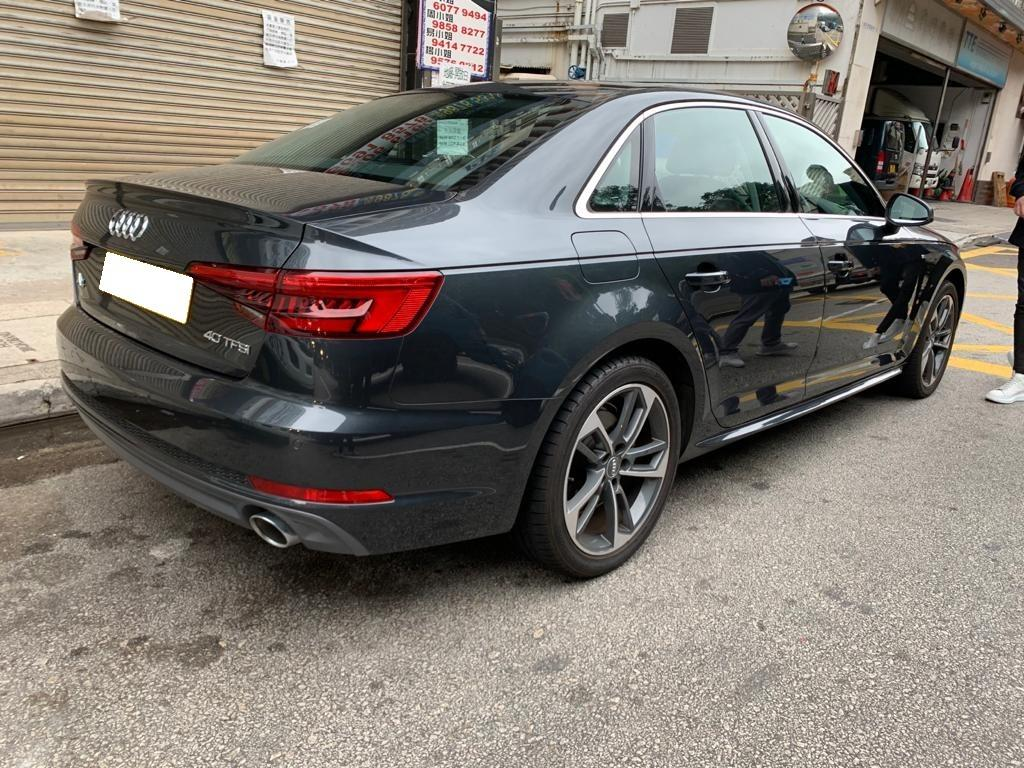 Audi A4 40 TFSI Auto