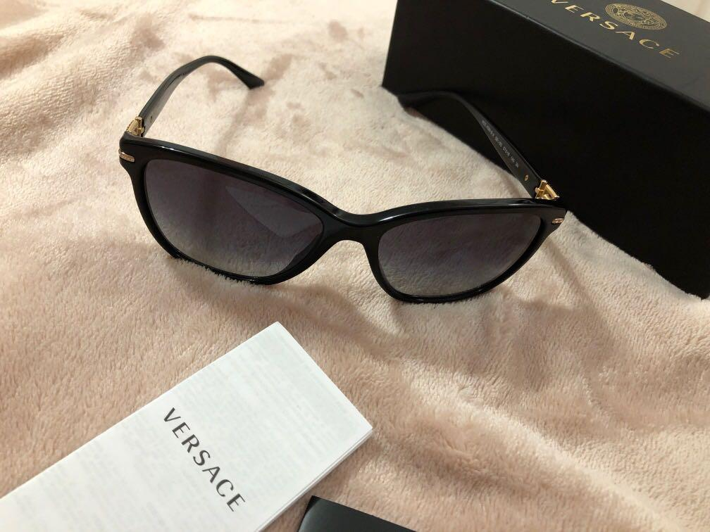 Brand new Versace sunglasses with original packaging