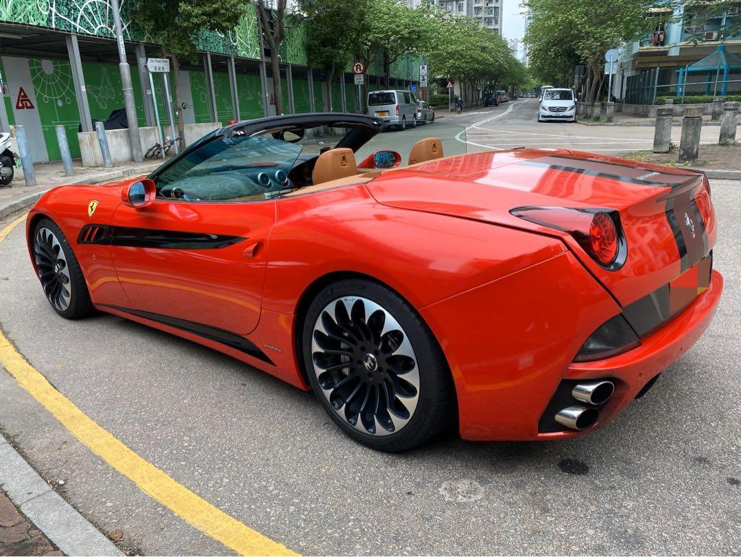 Ferrari California 4.3 (A)