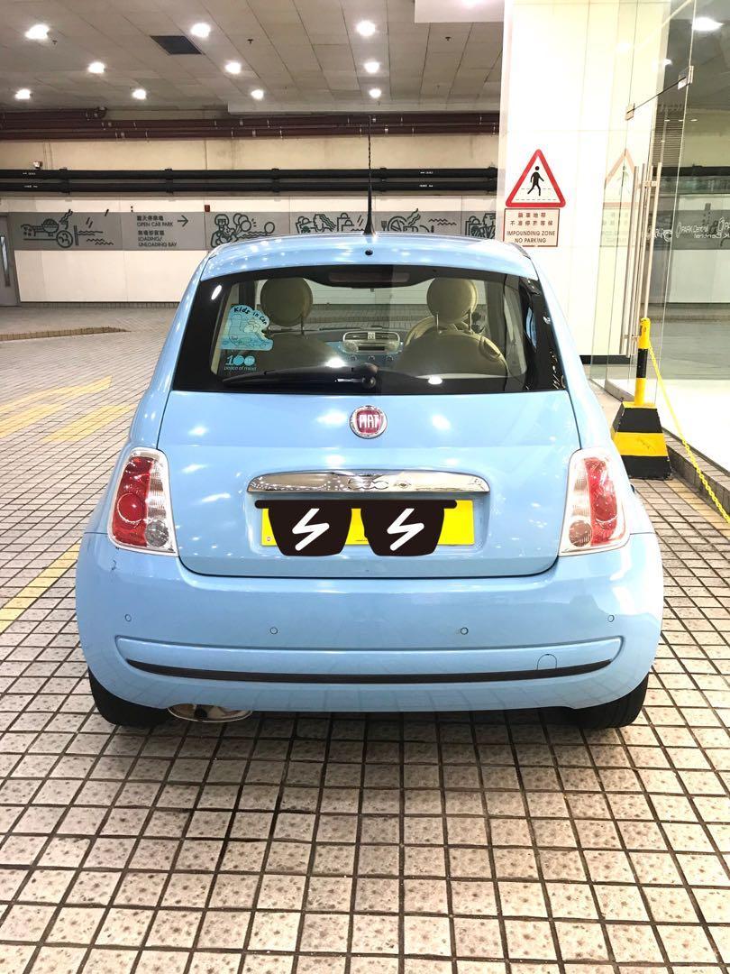Fiat 500 1.2 POP Auto