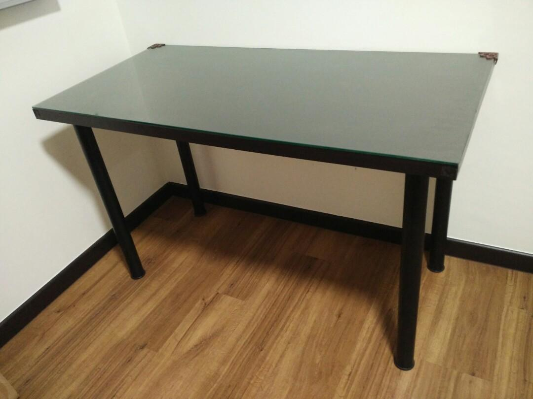 Ikea Table Ikea Study Table Ikea Small Table Ikea Reserved Furniture Tables Chairs On Carousell