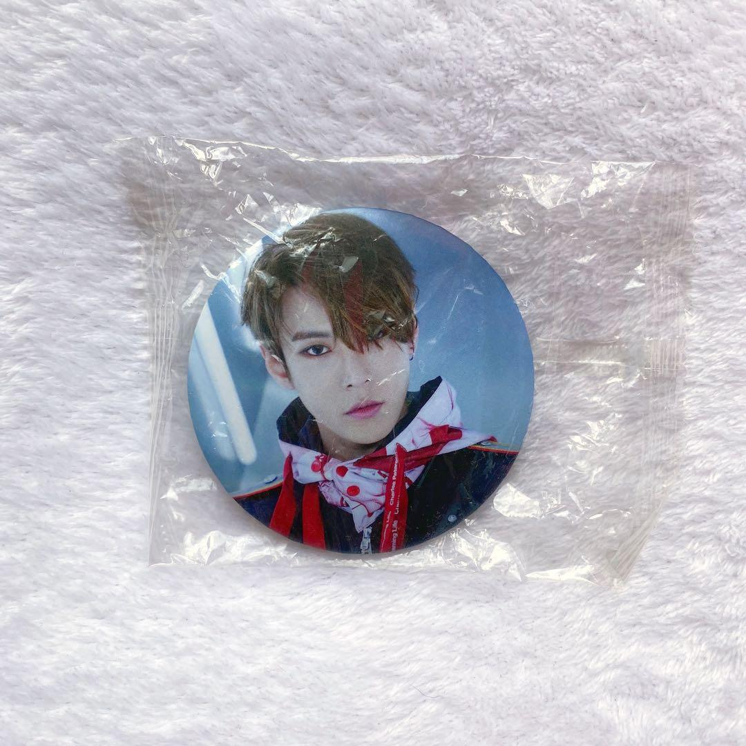 NCT 127 WE ARE SUPERHUMAN POP UP STORE TIN MIRROR (DOYOUNG)