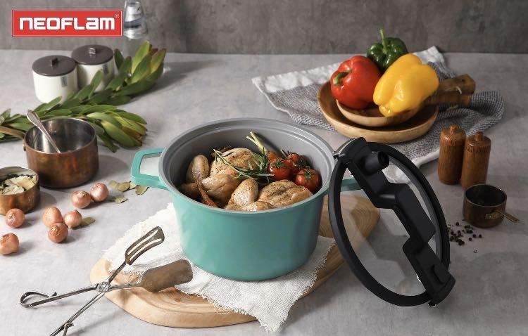 NEOFLAM Smart Cook系列低壓悶煮鍋