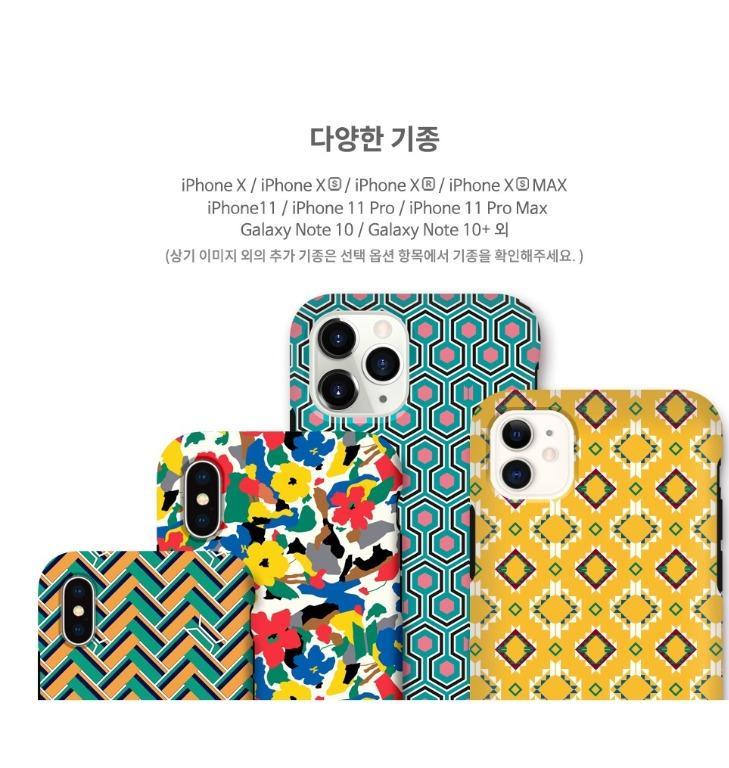 Official] [BTS X Khvatec] BTS IDOL MOBILE Character CASE [DUAL GUARD CASE]