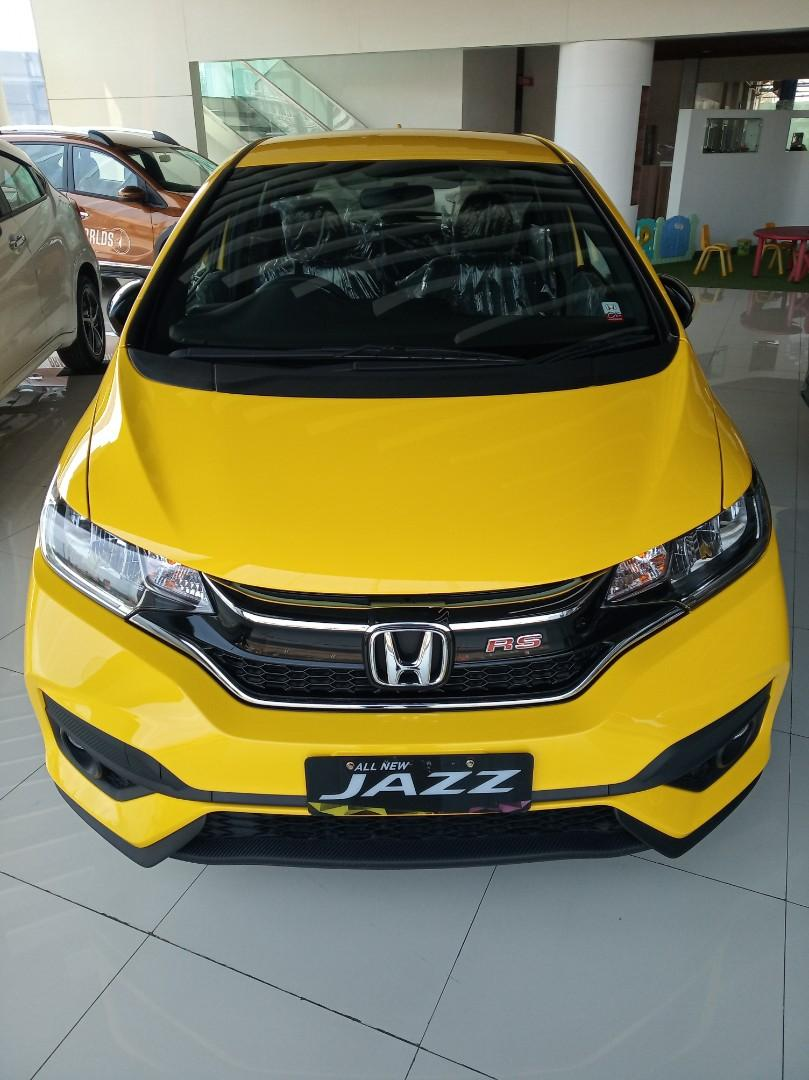 Ready Stock Honda Jazz Free Voucher belanja 1 juta khusus minggu ini