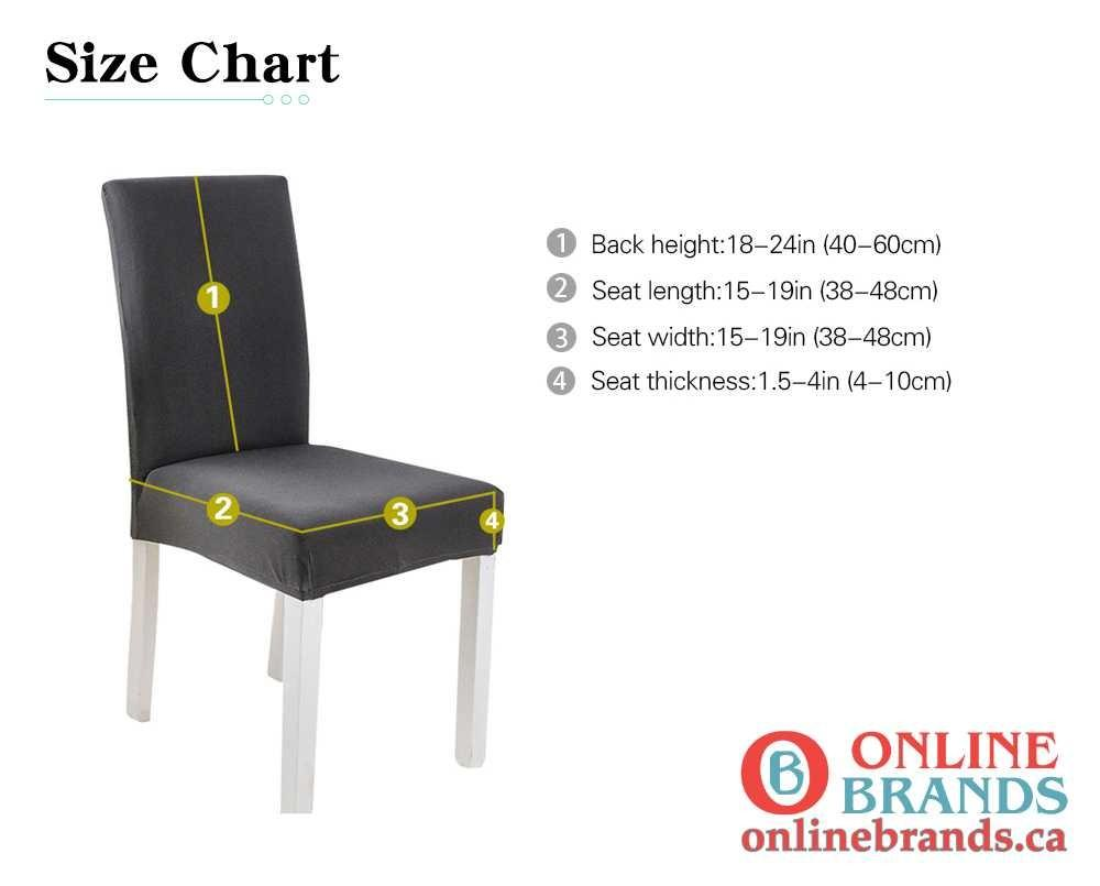 Solid Color Chair Covers | Online Brands | Free Shipping