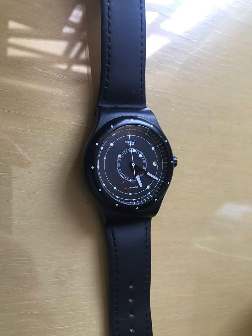 Swatch Sistem 51 (original collection) automatic Swiss watch movement great condition 9.5/10