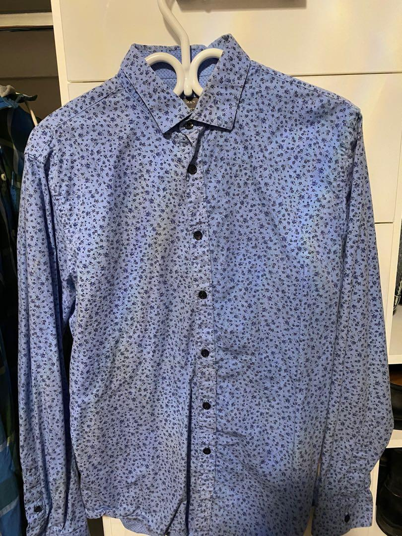 Zara Man dress shirts great condition just needs to be ironed