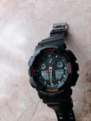 Casio Gshock watch錶