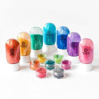 Mica Pearl Powder Pigments