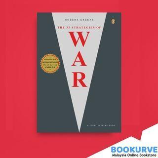 The 33 Strategies of War (Joost Elffers Books) By Greene, Robert