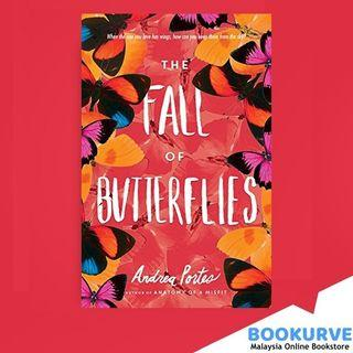 The Fall of Butterflies By Portes Andrea