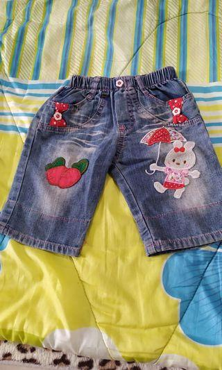 Celana Jeans Anak size 5