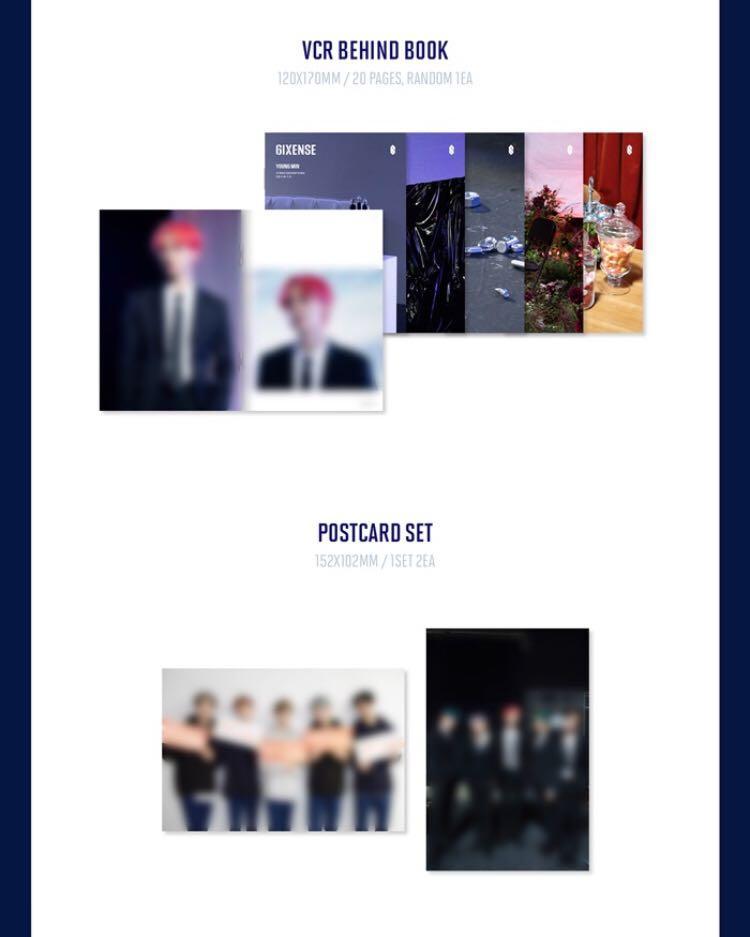 🌺AB6IX🌺 AB6IX First World Tour <6IXENSE> In Seoul (Blue-ray)