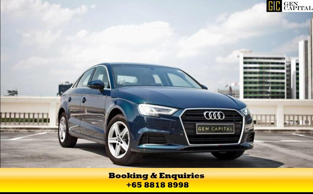 AUDI A3/A4 - ADVANCE BOOKING ONLY!  Whatsapp me at +65 8818 8998 now to reserve a car now!