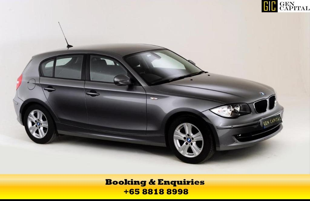 BMW 1/3 Series ADVANCE BOOKING ONLY! Book now, with me at 8818 8998 now to reserve a car now!