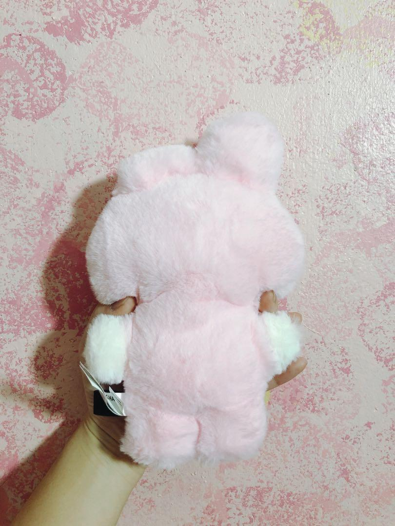 BT21 Baby Cooky Doll (Official Line Friends Merchandise)