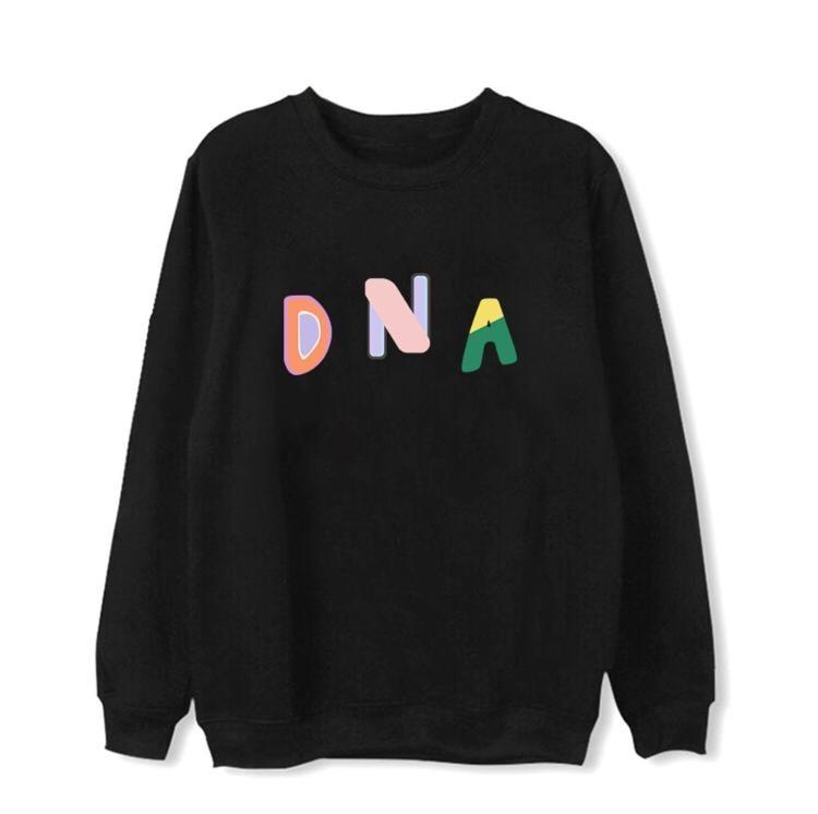 UNOFFICIAL BTS V DNA POP-UP STORE HOUSE OF BTS SWEATSHIRT