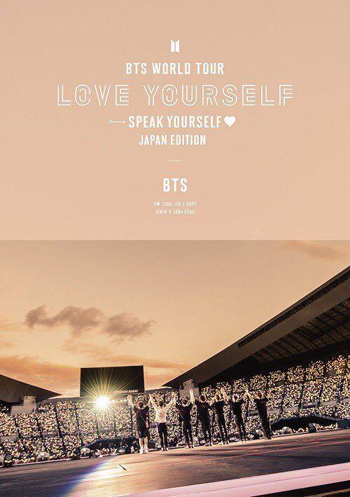 BTS World Tour 'Love Yourself: Speak Yourself' - Japan Edition [Regular Edition]