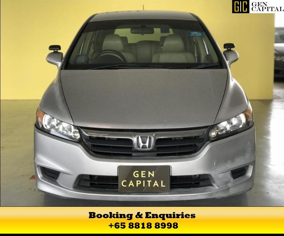 Honda Stream! 50% Circuit Breaker Promotion to help the PHV drivers/Self-employed in coping with the Covid-19 situation. Travel with a peace of mind with just $500 deposit driveaway. Call us at +65 8818 8998