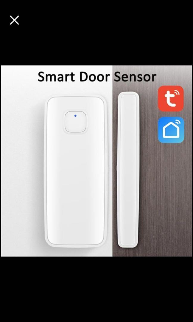 New Battery Powered WiFi Door / Window Contact Sensor