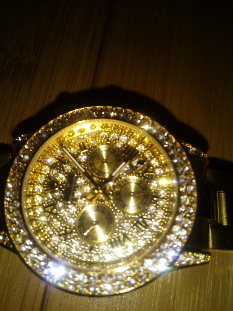 NEW Rolex Watch.