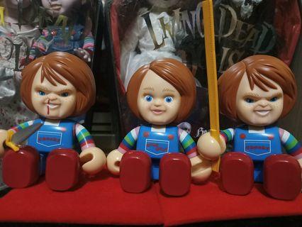 Chucky 一組(無盒)