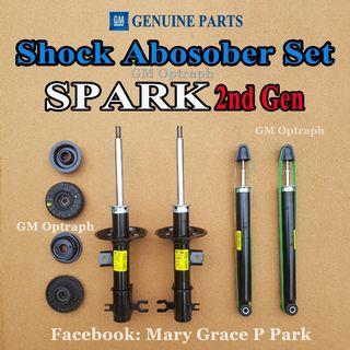Chevrolet SPARK shock absorber bearing shock spring mount Original part