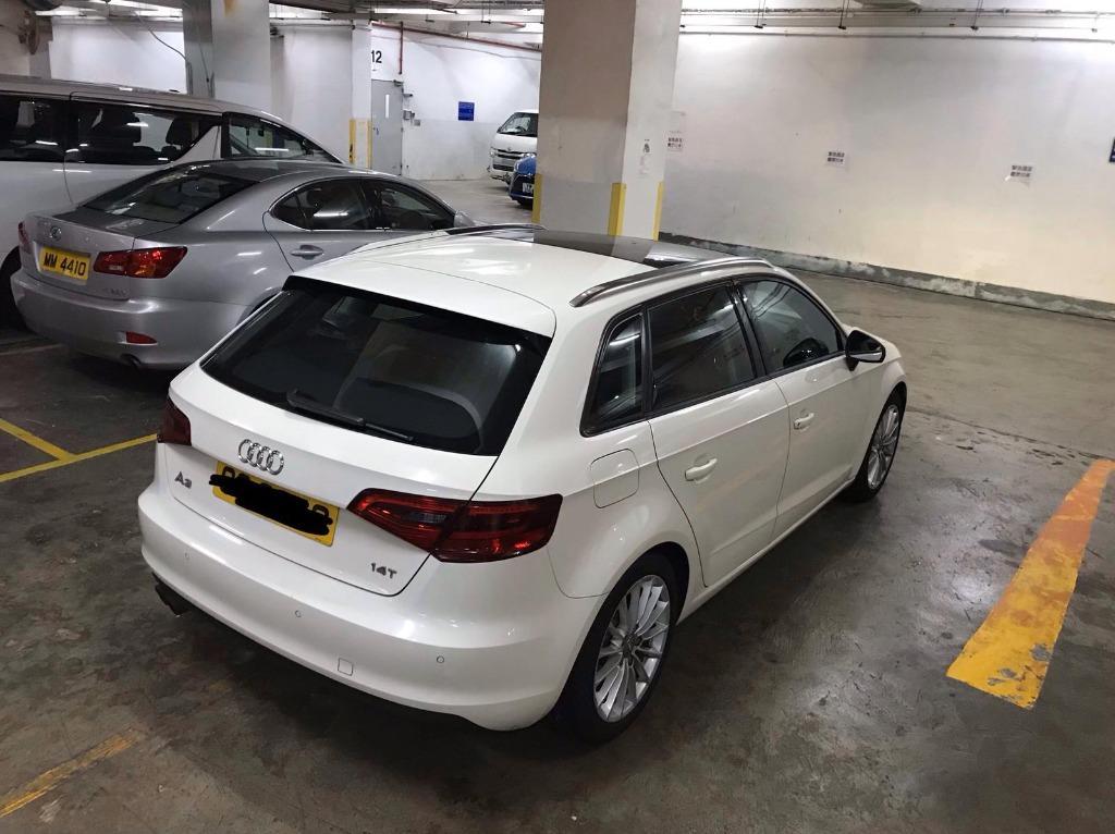 Audi A3 Sportback 1.4 TFSI S tronic Ambiente (A)