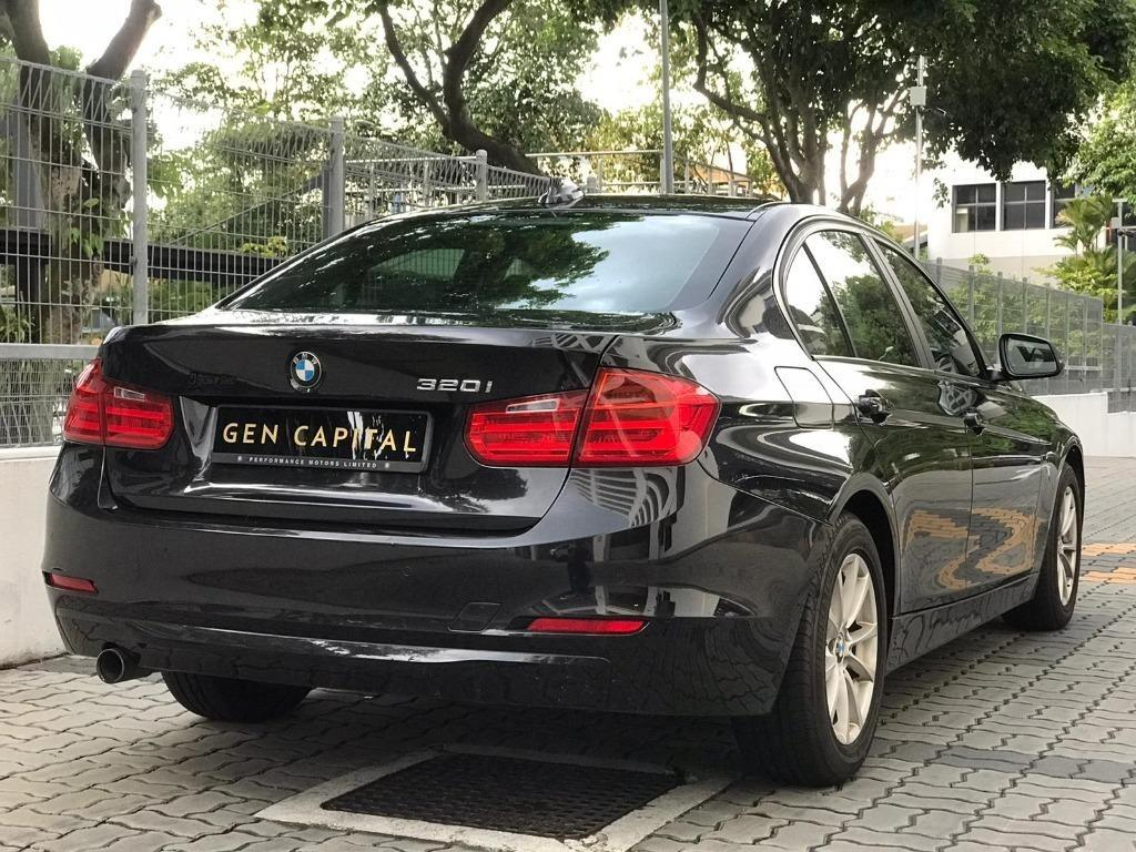 BMW 320i - 50% Circuit Breaker Promotion to help the PHV drivers/Self-employed in coping with the Covid-19 situation. Travel with a peace of mind with just $500 deposit driveaway. Call +65 8818 8998