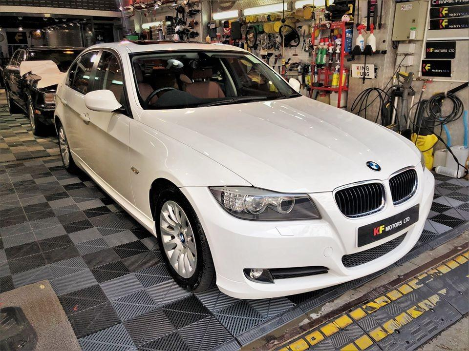 BMW 320i Facelift Auto